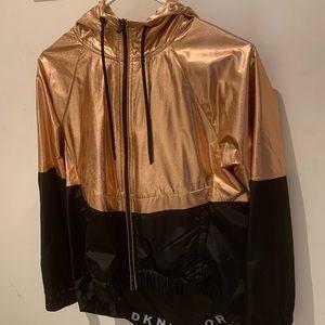 BNWOT DKNY rain jacket - 10/10 condition